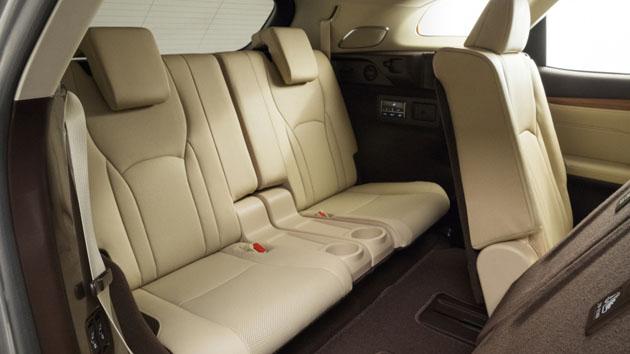 7人座成真! Lexus RX350L /450hL 正式发布!