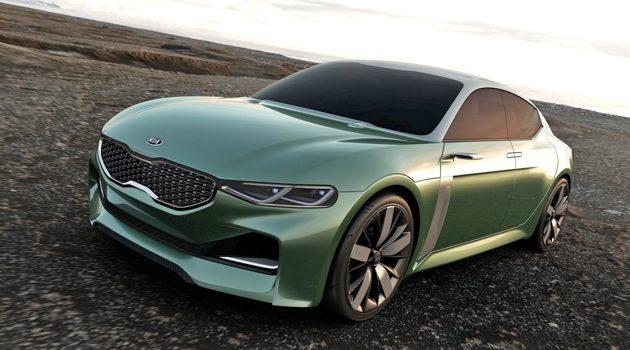 新一代 Kia Cerato K3 将现身明年底特律车展!