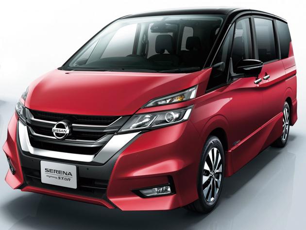 Nissan Serena E Power 确定2018年3月于日本上市! Automachi Com