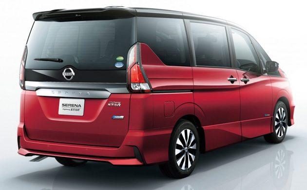Nissan Serena e-POWER 确定2018年3月于日本上市! | automachi.com