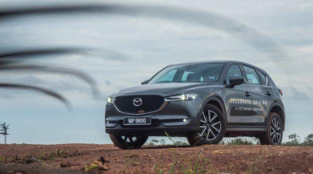 2017年10月大马汽车销量:Mazda 销量破千!