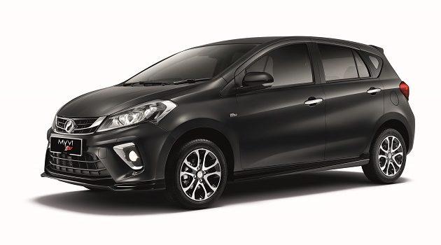 Perodua Myvi P图改装,看起来运动风格十足!