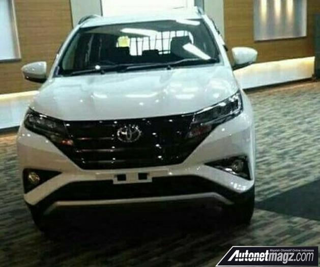 Toyota Rush 2018 上市在即,更多谍照曝光!