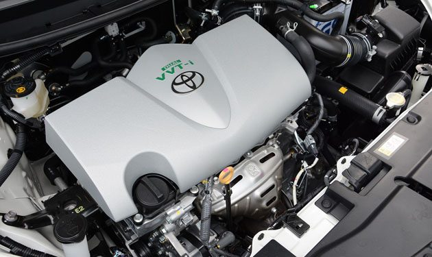 Vios的2NR-FE引擎