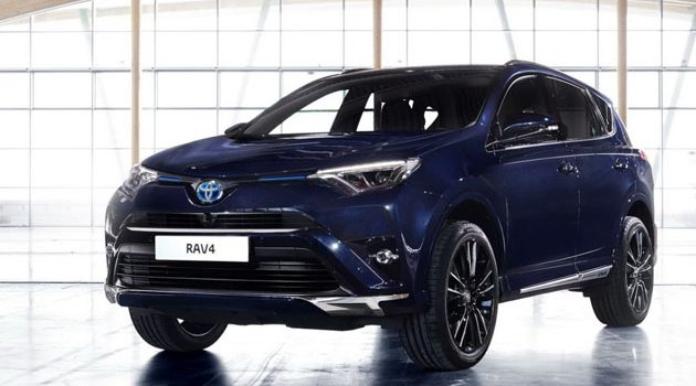 2018 Toyota Rav4 新增涡轮引擎挑战CR-V?