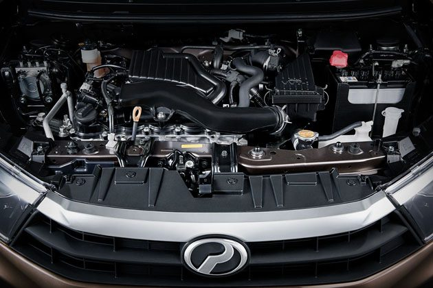 2018 Perodua Myvi 进化在哪里:引擎动力篇
