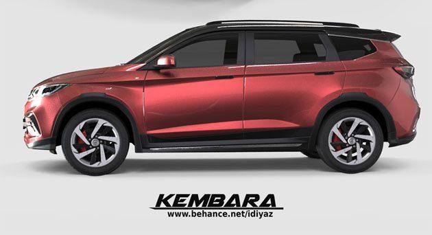 Perodua Kembara 复活?可能要等到2019!