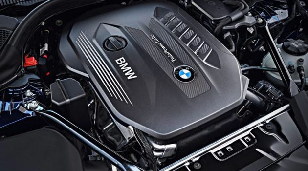 BMW B Series 模组化引擎,低油耗高动力!