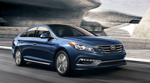 大马市场超值新车: Hyundai Sonata LF