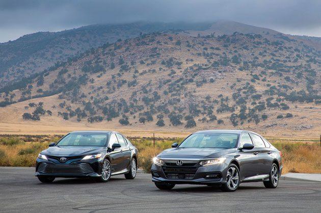 车厂历史: Honda 和Toyota的关系