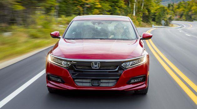 2018 值得期待新车Part 1: Honda Accord ?