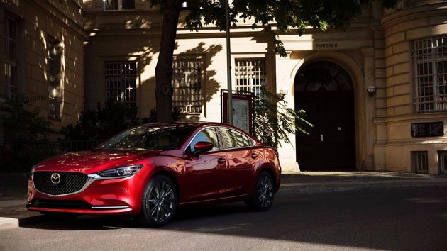 不玩前驱和后驱,下代 Mazda6 或采用AWD!