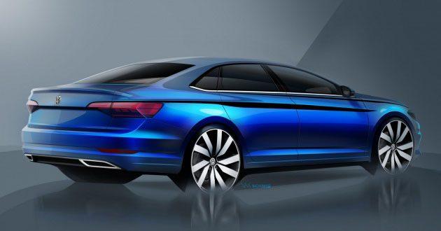 舍弃DSG! Volkswagen Jetta 大改款采用8速自排变速箱!