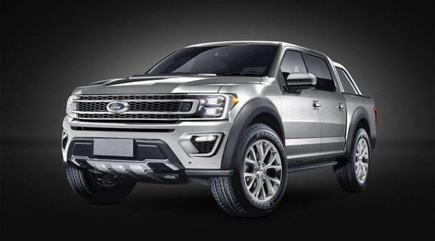 Ford Ranger 2018 确定搭载全新2.0L EcoBlue柴油引擎!