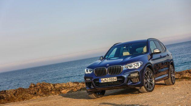 BMW X3 G01 ,硬派豪华SUV的标杆!