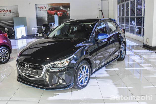 Mazda2 新增M+和 M+ Dynamic 套件,价格从RM 4,000起跳!