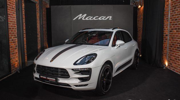Porsche Macan SportDesign Series 正式发表,售价RM 545,000!