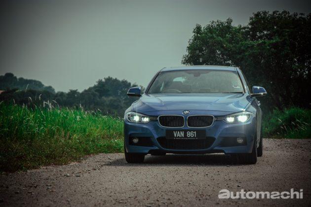 BMW 330e M Sport ,全面足以形容!