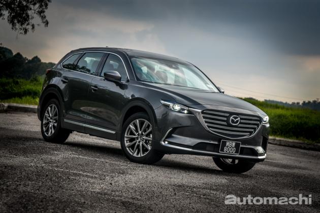 Twin City Mazda >> Mazda CX-9 Malaysia Spec ,终于等到你来了!   automachi.com
