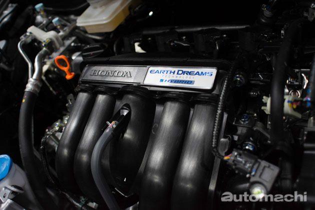 Honda HR-V 2018 细节曝光!新LED灯组?