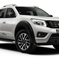 Nissan Navara Black Series 正式发表!