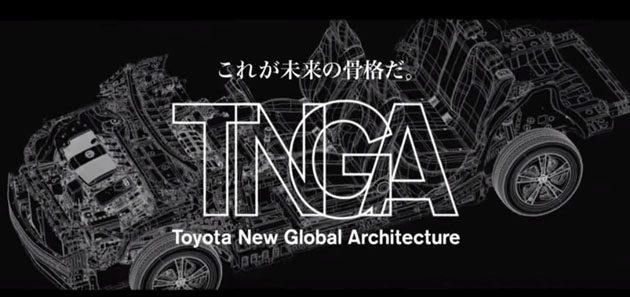 TNGA 可以让Toyota回到世界第一宝座?