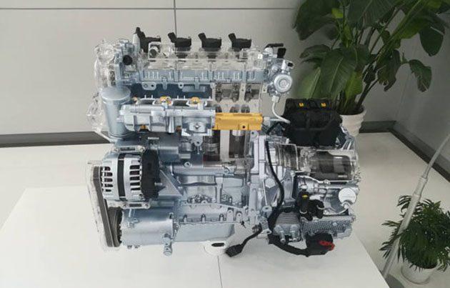 Geely G-Power 系列:1.8 TGDI 引擎!