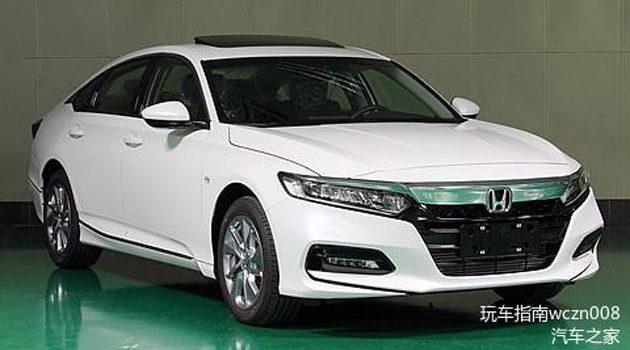 Honda Accord 亚洲版登场,只搭载1.5 VTEC Turbo引擎!