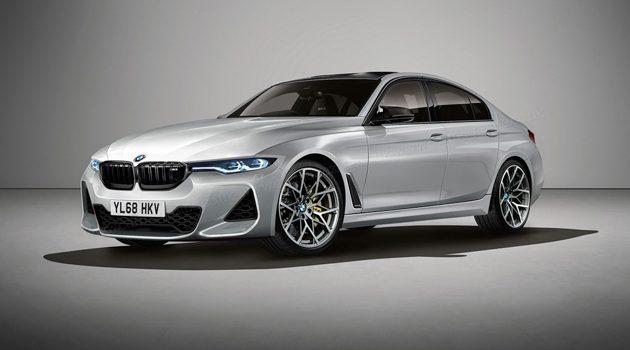 新一代 BMW M3 首次曝光,2019年发布!