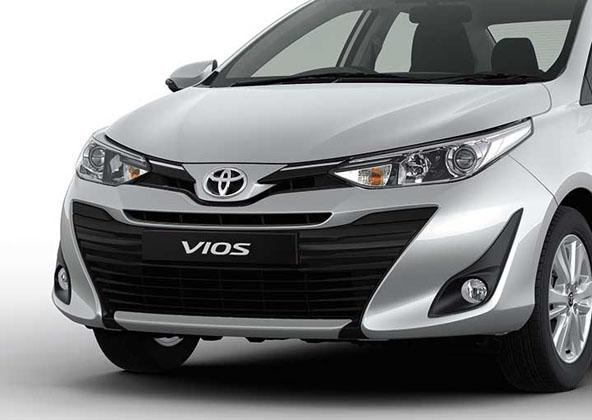 Toyota Vios 2018 登陆新加坡!搭1.5 Dual VVT-i引擎!