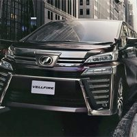 Toyota Vellfire 小改款外形曝光!