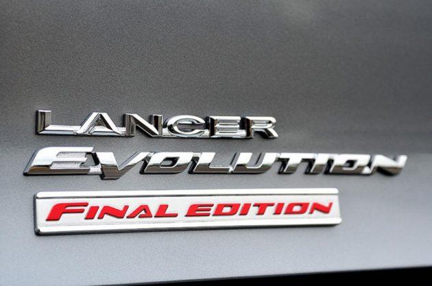 经典车款回顾: Mitsubishi Lancer Evolution X