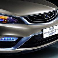 Geely Hybrid 混合动力车型曝光,有望明年上市!