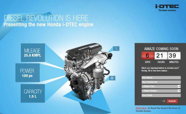 Honda Amaze 大改款明年登场,Bezza的新对手!