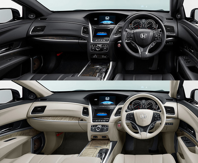 Honda Legend 小改款确定2018年2月上市!
