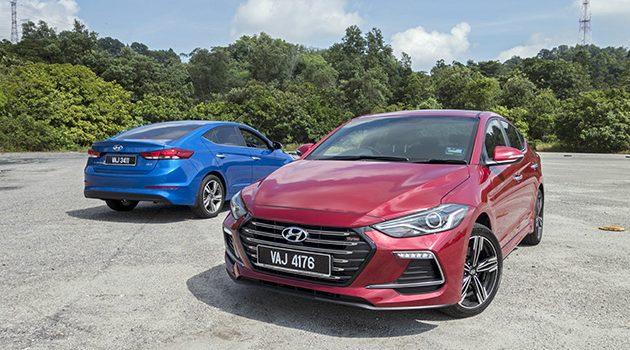 Hyundai Elantra ,不可忽视的韩系对手!