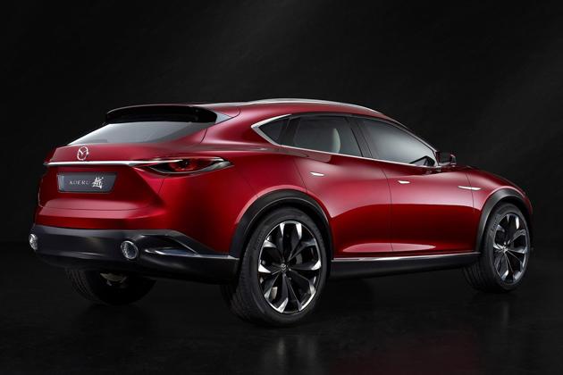 Mazda 计划推出 Mazda CX-X ,再度扩展 SUV 阵容!