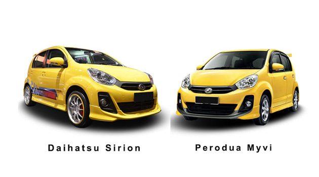 车厂历史: Perodua 到底跟Daihatsu什么关系?