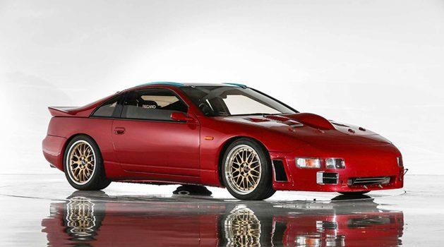 一代传奇,1,000ps 最速 Nissan 300ZX 公开拍卖!