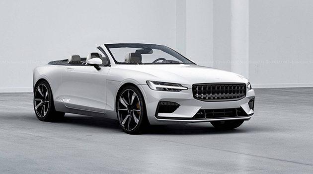 Polestar 拓展计划曝光,2020年前推出4款车型!