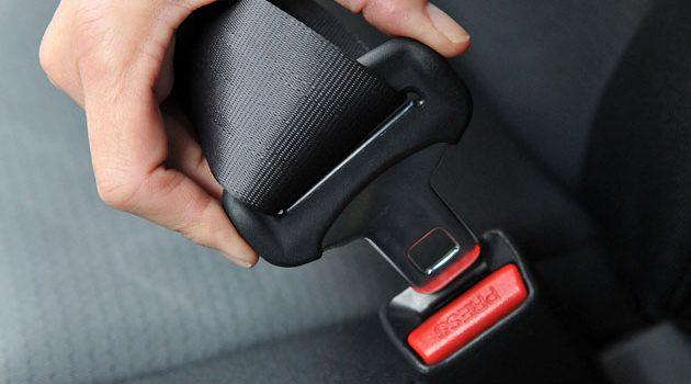 不绑 Seat Belt 再多安全配备也是枉然!