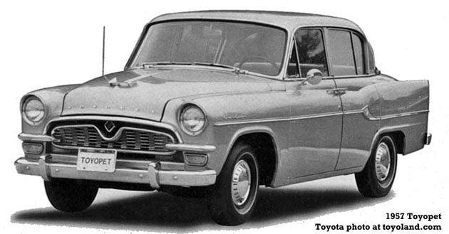 车厂历史: Toyota 和Mazda的原来关系匪浅?