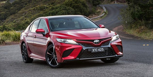 Toyota Camry 2018 再度入选 IIHS 安全顶级评价!