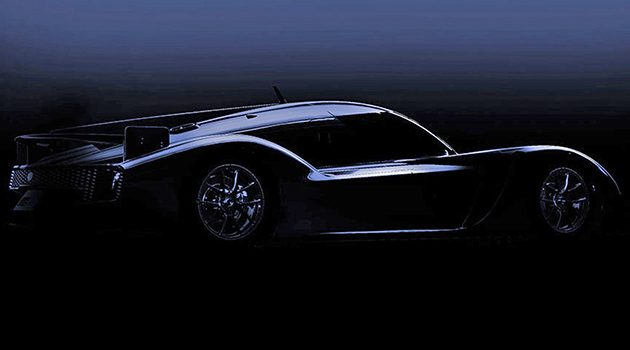 800ps 实力, Toyota GR Super Sport 将亮相东京改装车展!