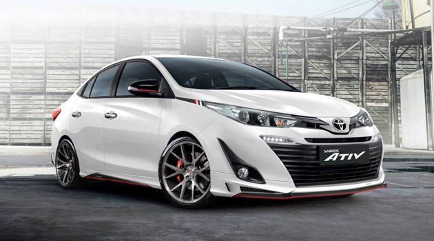 Toyota Vios 2018 Drive68 空力套件帅气登场!