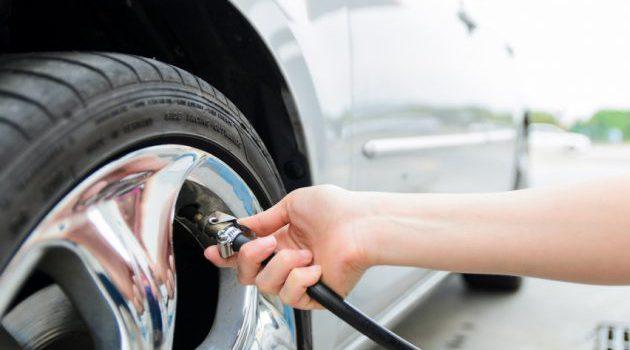 汽车胎压( Tire pressure )知多少?