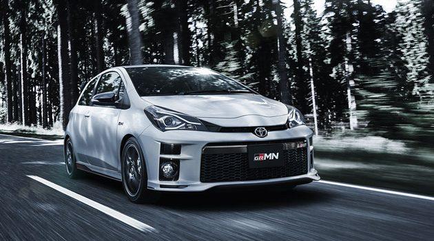Toyota Yaris GRMN 1月开卖,限量150台!