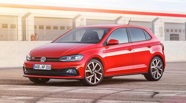 Volkswagen Polo GTI 加速实测,竟比 Golf GTI 还快!