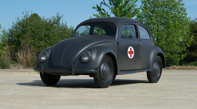 你不知道的事: Volkswagen Beetle 曾经被控告抄袭?