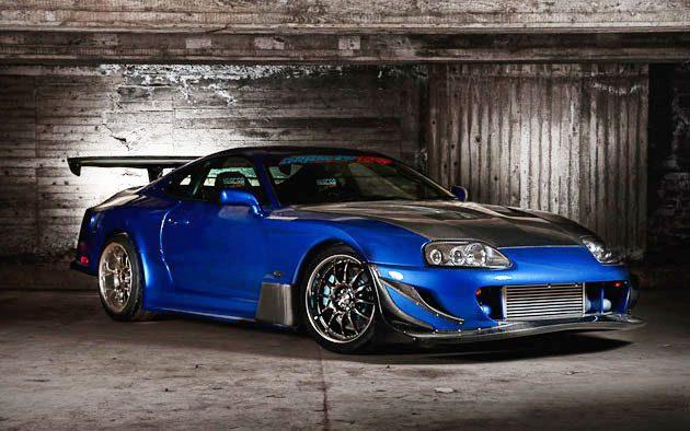 一个直线加速王 Toyota Supra 的故事!